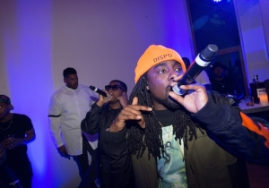 Wale Falls In Love With The Grind Again On His New Single 'Staying Power'