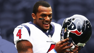 Deshaun Watson Is Embracing His New Role As He Goes From Rookie Quarterback To Mentor