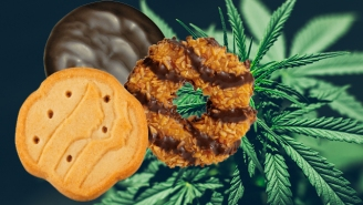 Anger Over Girl Scouts Selling Cookies At Dispensaries Shows How Weird Some Still Are About Weed