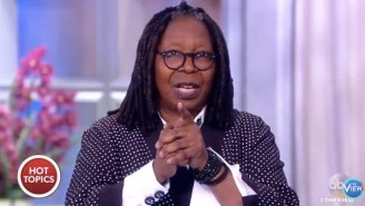 Whoopi Goldberg Suggests That If Trump Wants A Military Parade, Maybe He Should Pay For It Himself