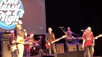 Will Ferrell, Chad Smith, Brandi Carlile, And Eddie Vedder Cover Depeche Mode's 'Personal Jesus'
