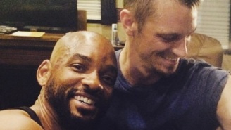 Joel Kinnaman Already Regrets The 'Suicide Squad' Tattoo Will Smith Gave Him