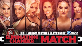 WWE Elimination Chamber 2018 Results