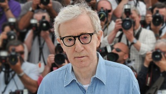 Woody Allen Released A Trailer For 'A Rainy Day In New York,' Which May Never Play In America