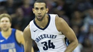The Rockets Plan On Bolstering Their Frontcourt By Signing Brandan Wright