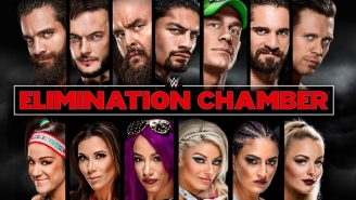 WWE Elimination Chamber 2018 Open Discussion Thread