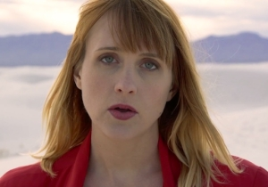 Wye Oak Head To A Visually Striking Desert In Their 'The Louder I Call, The Faster It Runs' Video