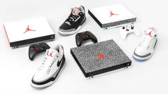 Here's How You Can Win One Of Three Special Jordan-Styled Xbox Ones