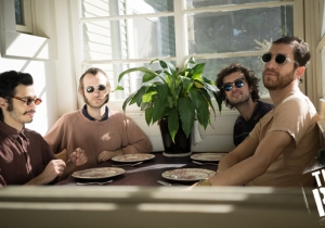 Meet Young Jesus, One Of The Best and Most Adventurous Young Indie Rock Bands Of 2018