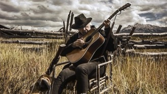 Neil Young Is Releasing An Album Of Original Music From The New Film He Stars In, 'Paradox'