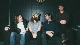 Sorority Noise's Final Tour Before Hiatus Is An Emotional And Physical Farewell