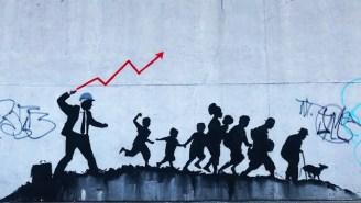 Head To NYC, Art Heads — Banksy Is Back In Brooklyn