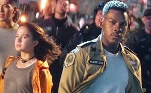 Weekend Box Office: 'Pacific Rim: Uprising' Topples 'Black Panther'