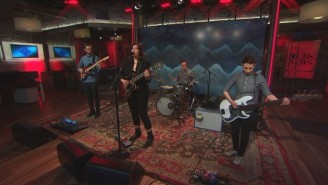 Lucy Dacus Showcased Three Beautiful 'Historian' Cuts On 'CBS This Morning'