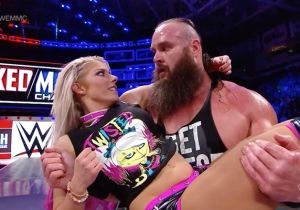 WWE Mixed Match Challenge Mixdown Week 8: The Things I Do For Love