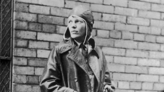 A New Study Claims That Bones Found On A Pacific Island Actually Belong To Amelia Earhart