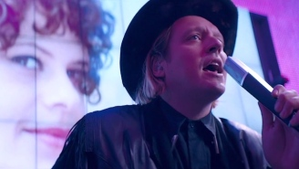 Arcade Fire Try To Steal A Coffin Full Of Cash In Their 'Money + Love' Short Film