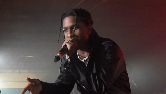 A$AP Rocky Celebrates 4/20 With A Trippy New Song And Video 'Herojuana Blunts'