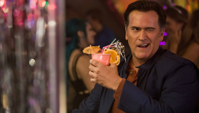 best action shows on netflix - ash vs evil dead