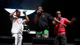A Tribe Called Quest Says The Grammys 'F*cked Up' By Not Nominating Them For Any Awards