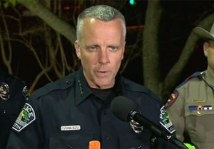 The Austin Police Chief Is Now Calling Serial Bomber Mark Anthony Conditt A 'Domestic Terrorist'