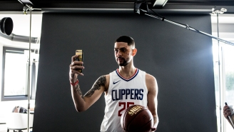 A Behind-The-Scenes Look At Our Photoshoot With Austin Rivers