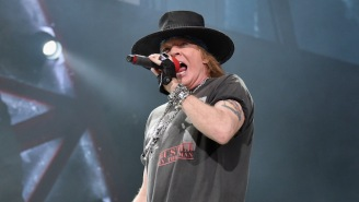 Axl Rose Is The Latest Musician To Demand Donald Trump Stop Playing His Songs