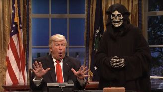 Alec Baldwin Calls It 'Agony' To Impersonate Donald Trump On 'SNL'