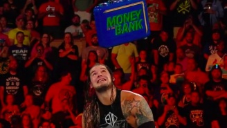 Baron Corbin Found Out About His Money In The Bank Cash-In At A Strange Time