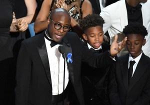 'Moonlight' Director Barry Jenkins Finally Gave His Best Picture Speech
