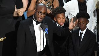 'Moonlight' Director Barry Jenkins Finally Gave His Best Picture Speech