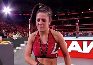 There Is Reportedly A Long-Term WWE Plan To Turn Bayley Heel