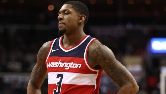 Bradley Beal Called Rumors He Wanted A Trade From Washington 'Nonsense'