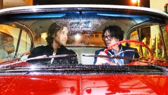 Tommy Wiseau And Greg Sestero Debut Their Second Act At A Surreal 'Best F(r)iends' Premiere