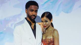 Jhene Aiko And Big Sean Shoot Down Rumors That He Cheated And They Broke Up