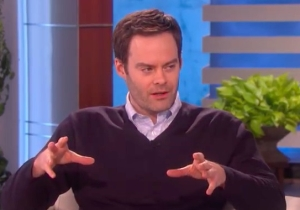 Bill Hader Recalls The Time He Got Kicked Out Of Kate McKinnon's 'SNL' Audition