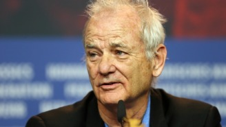 Bill Murray Likens The Parkland Students To Vietnam War Protestors