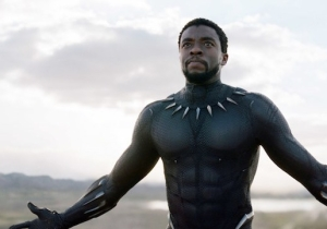'Black Panther' Kept A Very Notable Celebrity Cameo Under Wraps For Months After Its Release