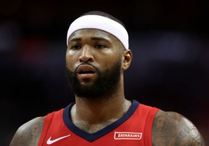 DeMarcus Cousins Reportedly Offered To Pay Stephon Clark's Funeral Expenses In Sacramento