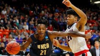 Gonzaga Narrowly Escaped A First Round Upset Against No. 13 UNC-Greensboro