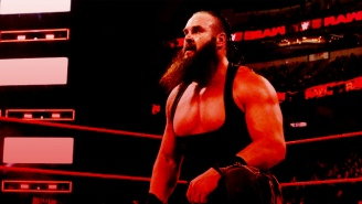 We've Got Some Big Ideas For Braun Strowman's Big WrestleMania Stunt