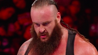 We All Want A Pair Of These 'LeBraun Strowman' Custom Nikes