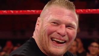 Junior Dos Santos Says A UFC Title Fight 'Doesn't Make Sense' For Brock Lesnar