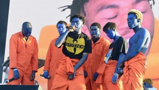Brockhampton Are Delaying Their 'Team Effort' Album — With A Divine Reason