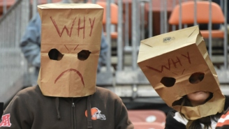 A Group Of Fired Browns Coaches At The Combine Held A Party At A Restaurant Called 'Rock Bottom'