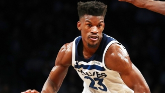 This Month In Petty Warz: Jimmy Butler's (Mostly) Manufactured 'Smoke'
