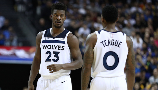 Jimmy Butler And Jae Crowder Beefed On Twitter After Wolves Jazz