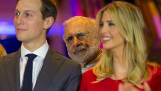 Former Trump Adviser Carl Icahn Sold $31 Million In Steel Shares Days Before The Tariff Announcement