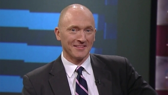 Carter Page's Comedy Central Debut With Jordan Klepper Was About As Odd As Expected