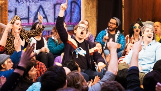 A Glimpse Inside 'The Chris Gethard Show' And All Of Its Wonderful Absurdity